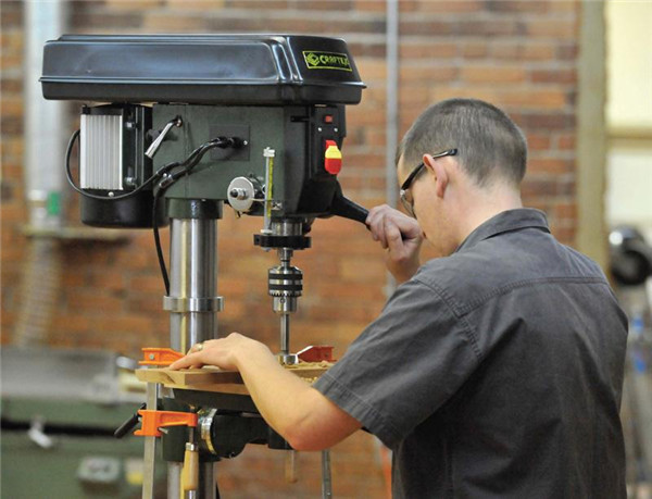 16 mm Floor Drill Press
