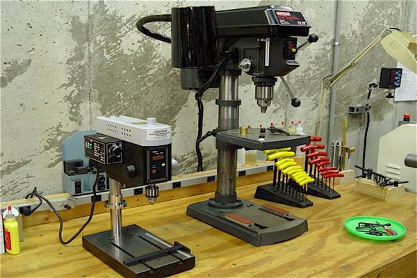 Vertical drill press 20mm