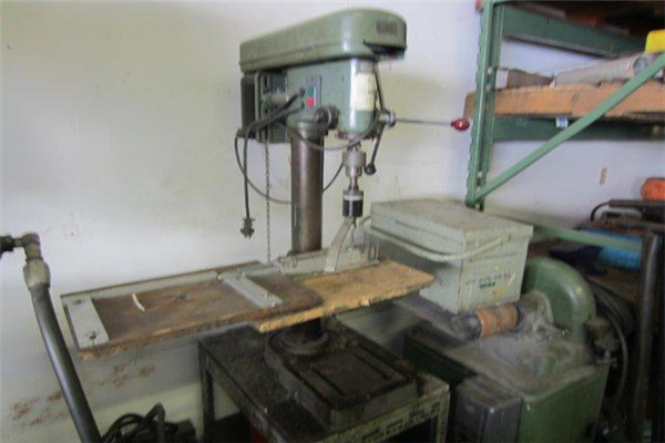 single phase 20mm industrial bench drill press drilling machine