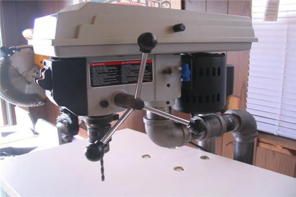 speed 16 drill press