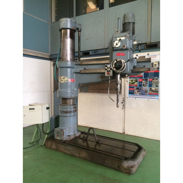 variable speed drill press