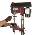 Low price good drill press with capactity 25mm SP5225A for sale