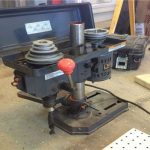 Low price central machinery drill press machine SP5220B for sale