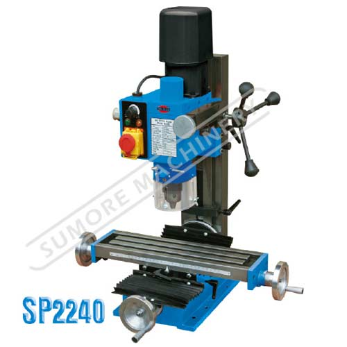 Baby metal milling machine with good quality SP2240