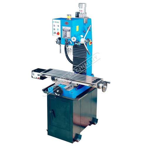 Manual metal Milling machine without cnc control SP2220