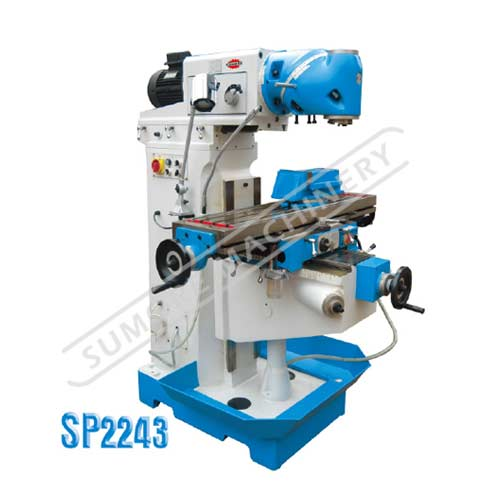 Professional new universal milling machine SP2243