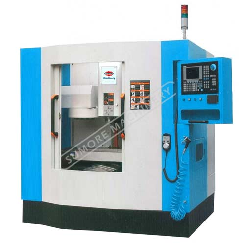 SMC8420/SMC8330 CNC vertical machining center up to 8000rpm
