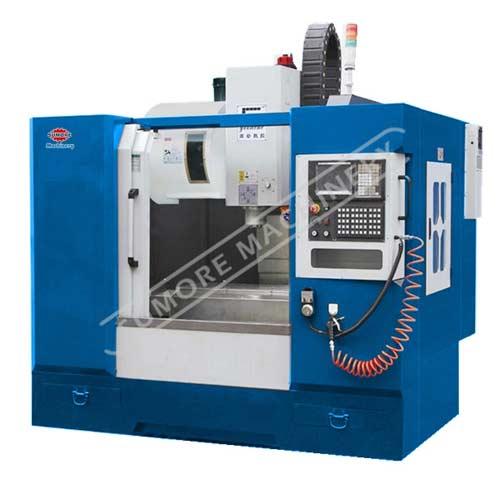 مركز بالقطع CNC SMC8650 مع طريقة دليل خطي وأجهزة السيارات