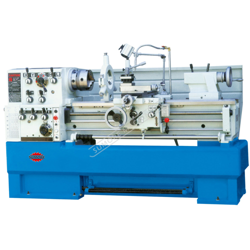 SP2114 china lathe machine for heavy duty 2000mm work piece