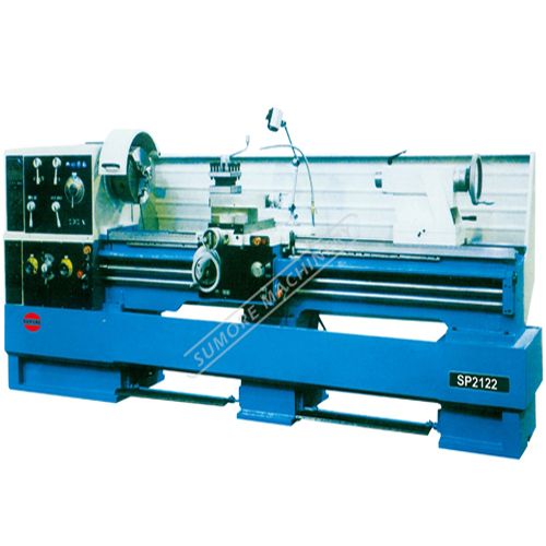 SP2122-I horizontal large spindle bore heavy duty lathe Machine