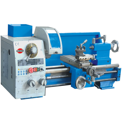 SP2127-II China conventional bench lathe machine with 1100W