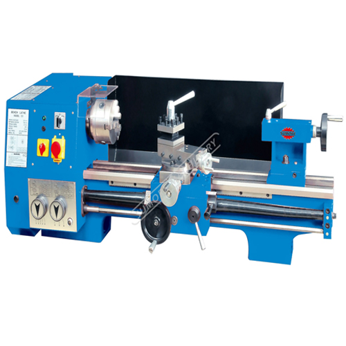 SP2127 wood and metal working bench lathe machine 280mm swing
