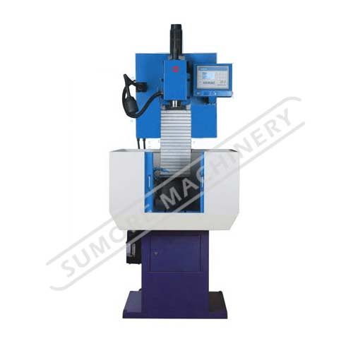 SP2401  CNC drilling and milling machine