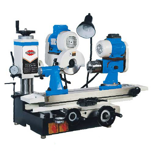 SP2601 SP2602 Universal tool and cutter grinding machine
