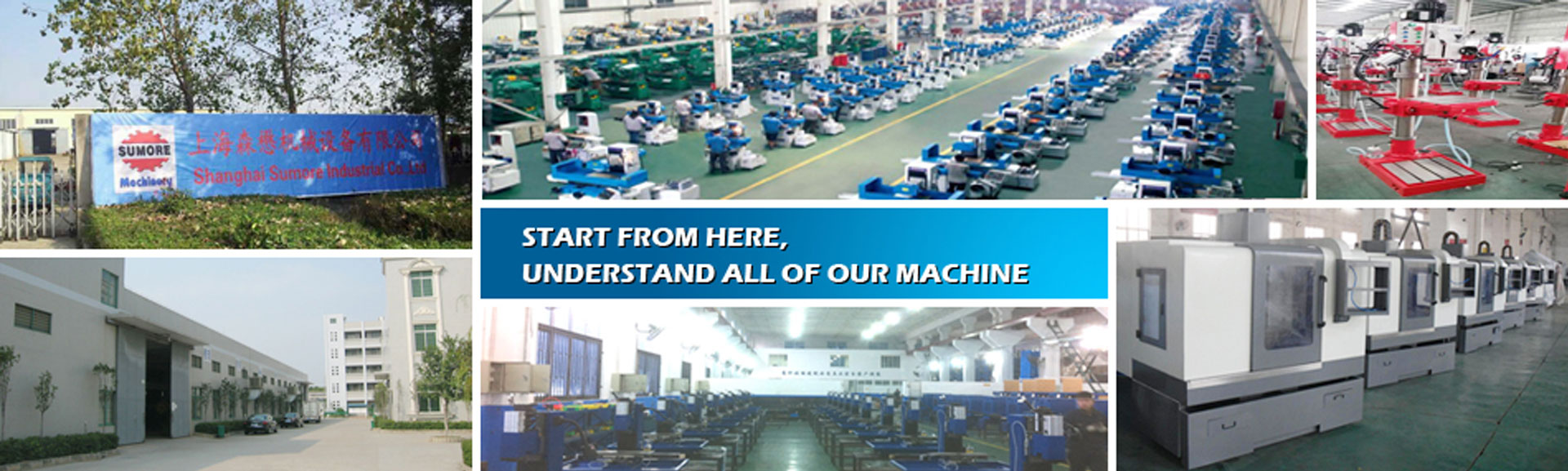 SHANGHAI Sumore INDUSTRIAL CO., LTD. Bnanner1
