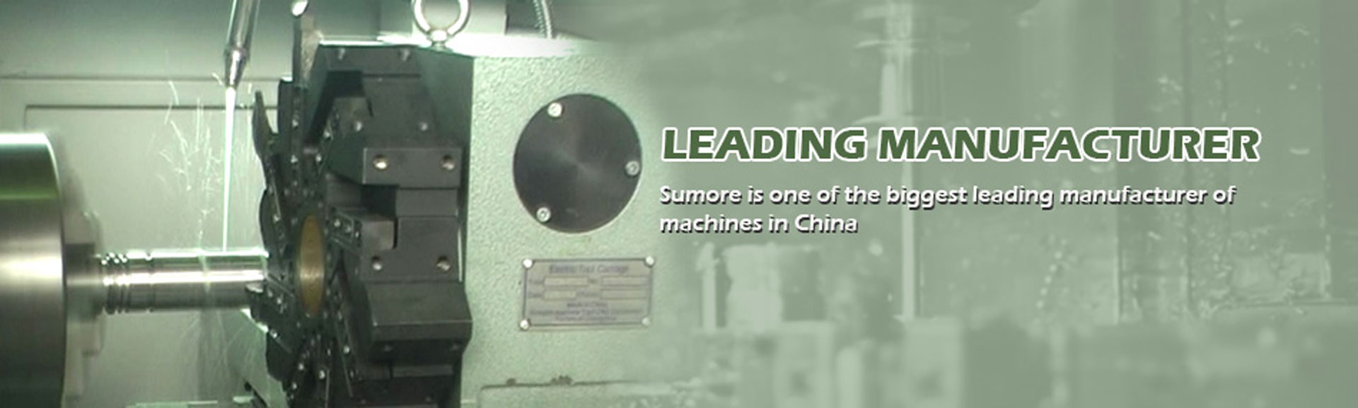 SHANGHAI Sumore INDUSTRIAL CO., LTD. Bnanner3