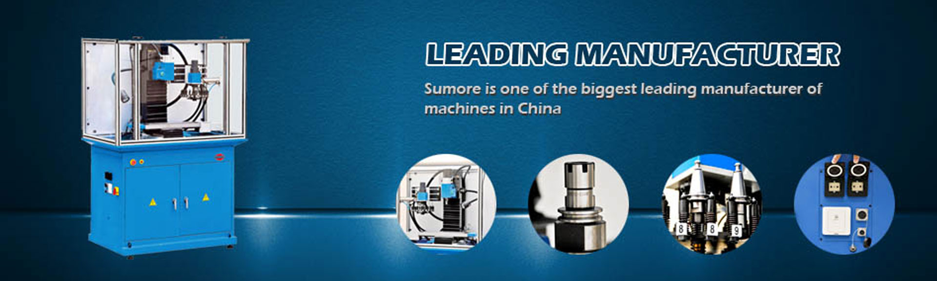 SHANGHAI Sumore INDUSTRIAL CO., LTD. Bnanner5