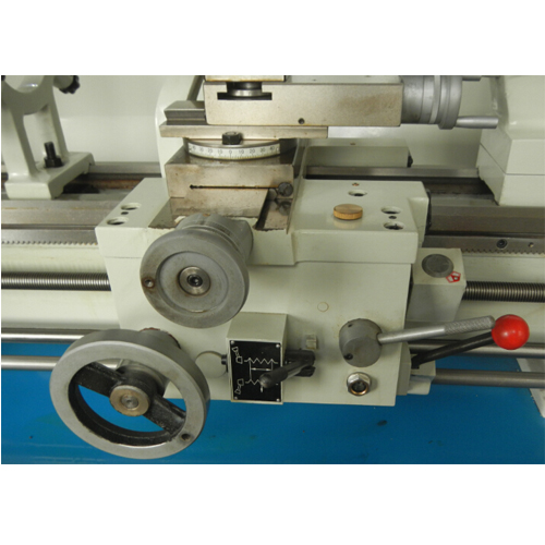 SP2110 Gap bed metal precision turning lathe machine with gear head