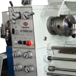 Metal cutting multi-purpose lathe machine SP2306