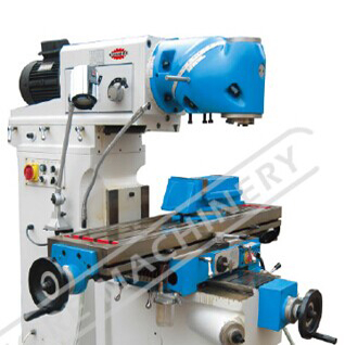 Professional nova SP2243 fresadora universal