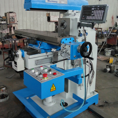 Professionally designed manual Universal Milling Machine SP2245
