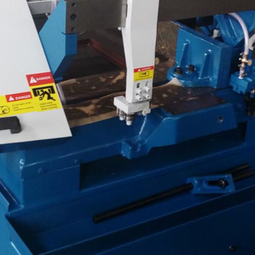 Hohe Qualität Horizontal Metall Bandsäge Maschine BS2240 / BS2835 / BS3840